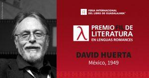 David Huerta, un gongorista en