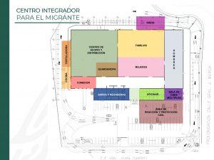 Centro integrador para migrant