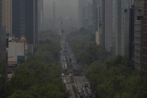 Ahoga a la CDMX la polución