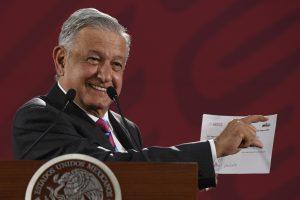 López Obrador sigue bateando d