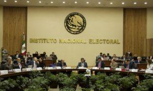 Secretario Ejecutivo del INE g