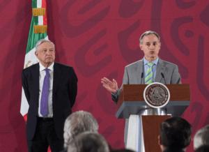 México sin riesgo de propagaci