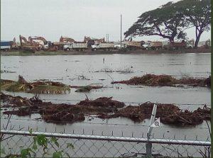 ¿Se inundó Dos Bocas?