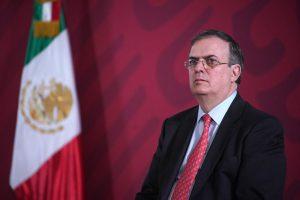 México no aceptará un gobierno