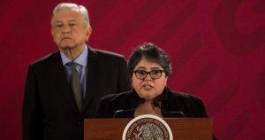 Raquel Buenrostro, nueva titul