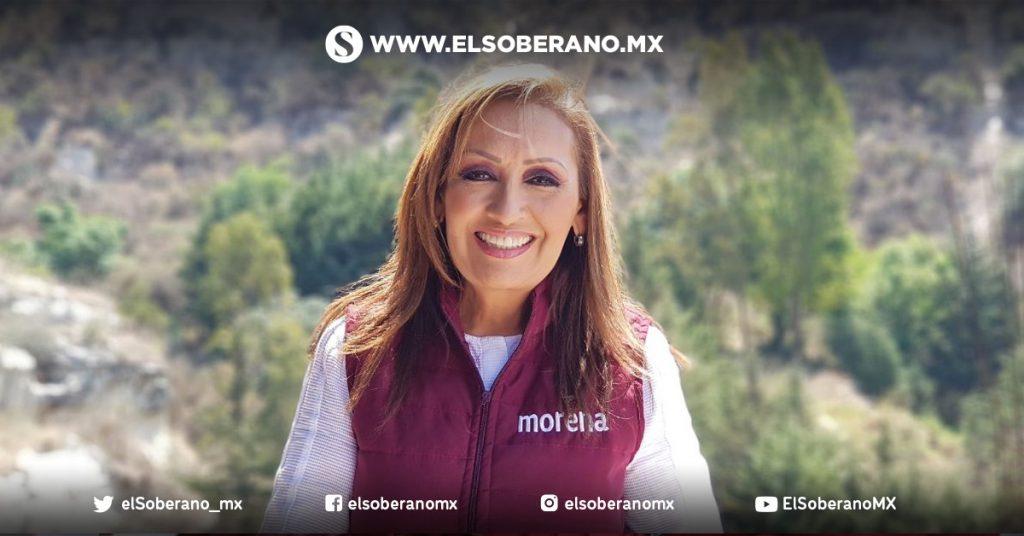 Lorena Cuéllar va por Tlaxcala