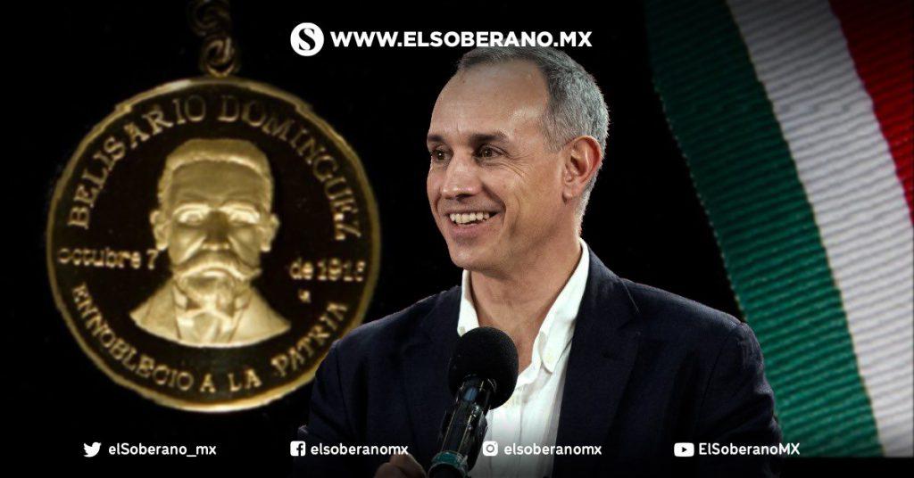 Hugo López-Gatell: propuesto p