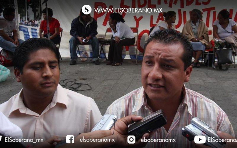 César Mateos, expreso político