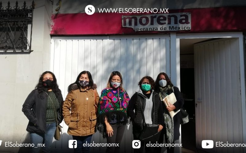 Mujeres de Ecatepec exigen par