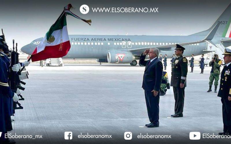 Gobierno de México conmemora e