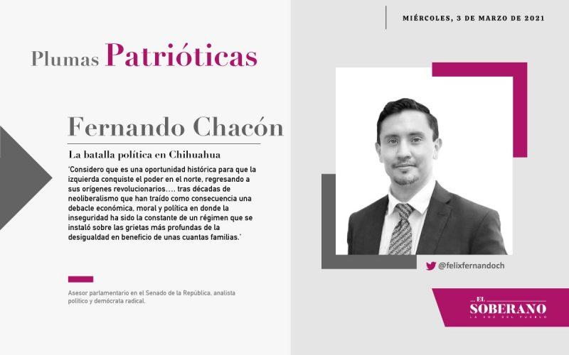 La batalla política en Chihuah