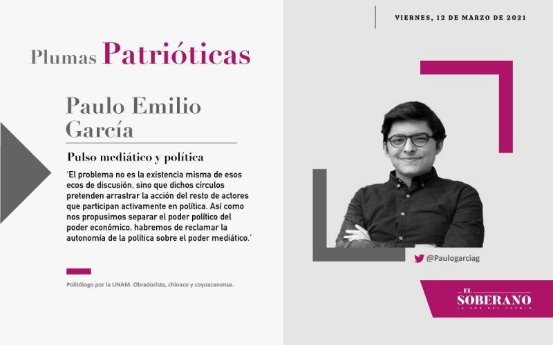 Pulso mediático y política