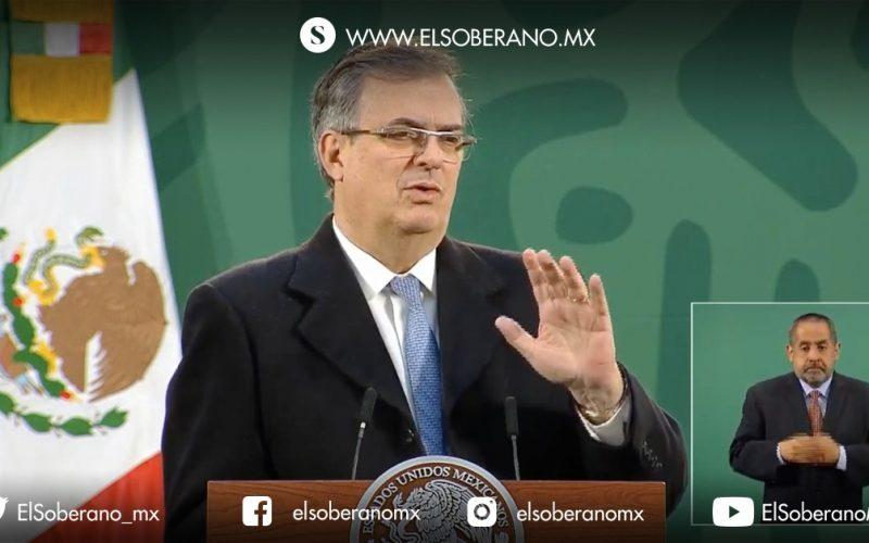 México condenará acaparamiento