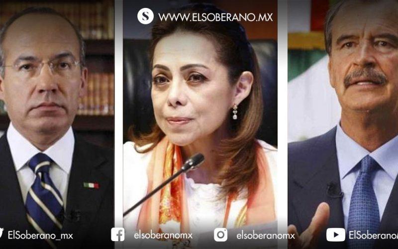 Josefina Vázquez Mota denuncia