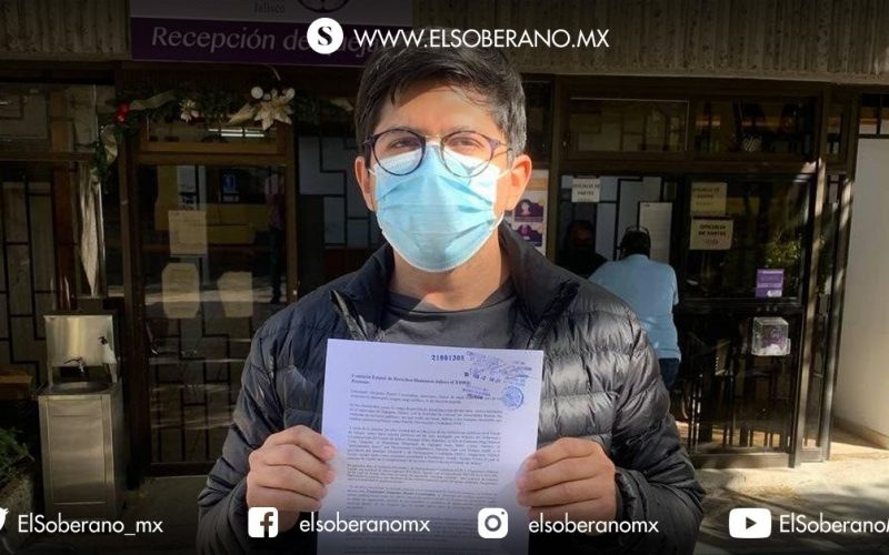 Alejandro Puerto solicita medi